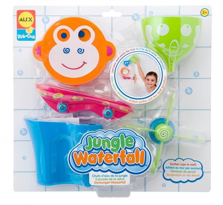 Alex, zabawka do kąpieli