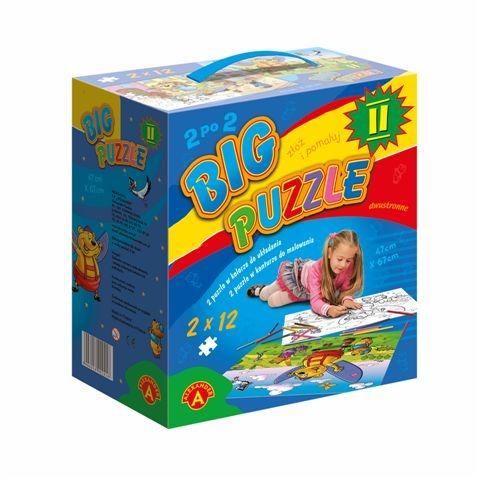 Alexander, Big puzzle II, 25 elementów