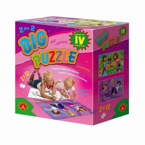 Alexander, Big puzzle IV, 25 elementów