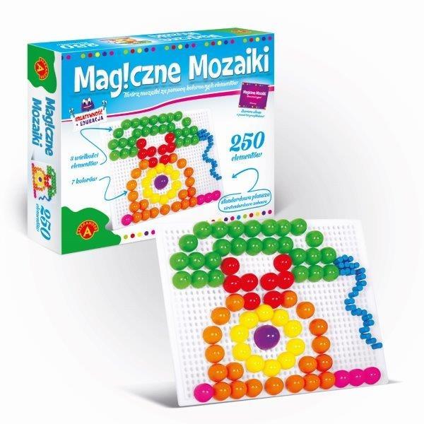 Alexander, Magiczne mozaiki, 250 elementów