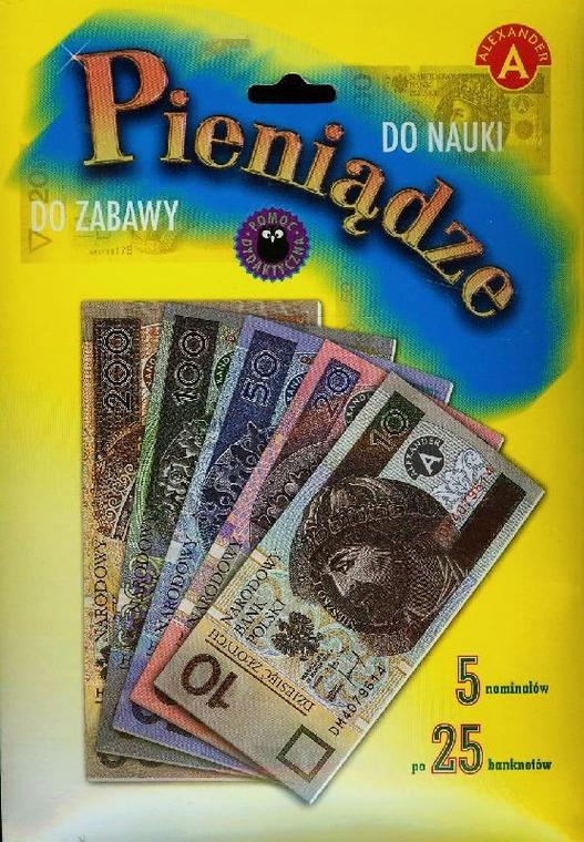 Alexander, pieniądze do nauki