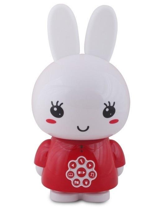 Alilo, Króliczek Honey Bunny, zabawka interaktywna, czerwona