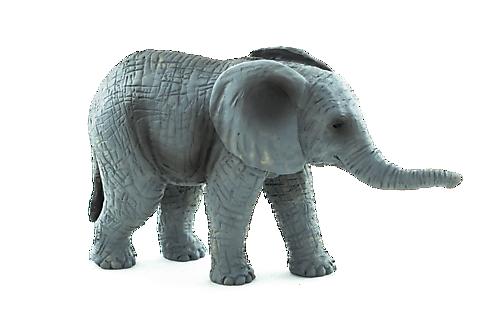 Animal Planet, Słoniątko afrykańskie, figurka