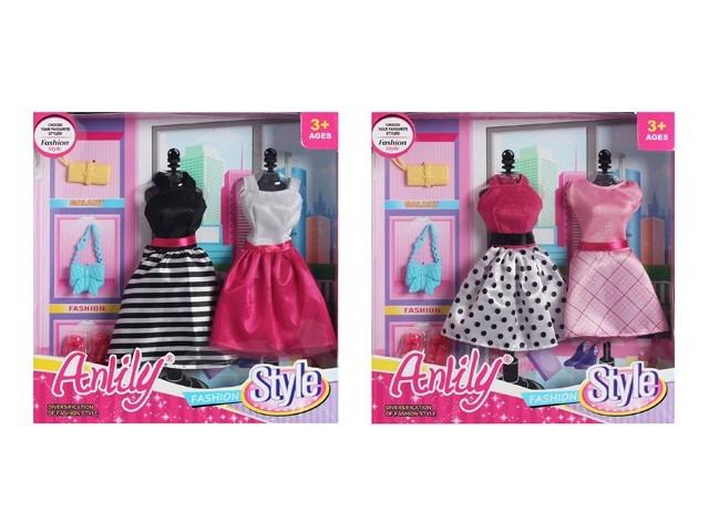 Anlily, ubranka dla lalki 30 cm