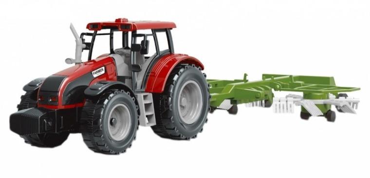 Askato, traktor i kombajn, zestaw