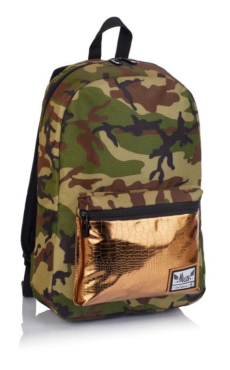 Astra, Hash Fashion, plecak młodzieżowy, jednokomorowy