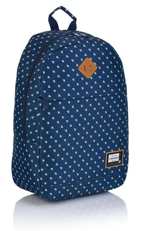Astra, Head 3, plecak młodzieżowy, granatowy