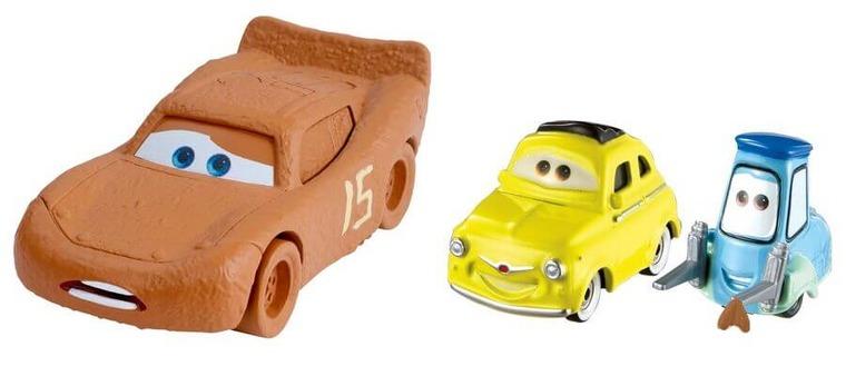 Auta, zestaw 2 aut