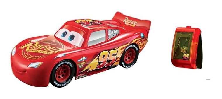 Auta, Zygzak McQueen, zdalnie sterowany samochód wyścigowy