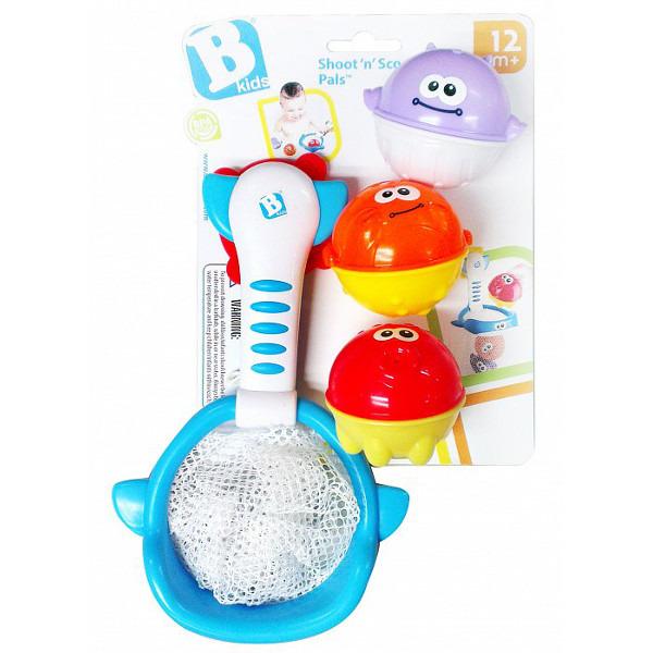 B-Kids, Skaczące piłeczki kąpielowe, zabawka do kąpieli
