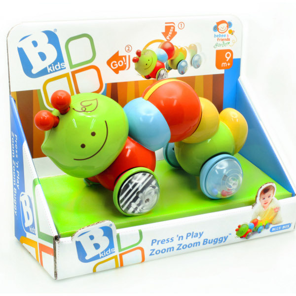 B-Kids, Gąsieniczka, zabawka interaktywna