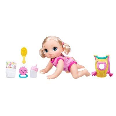Baby Alive, Raczkujący maluszek, lalka interaktywna