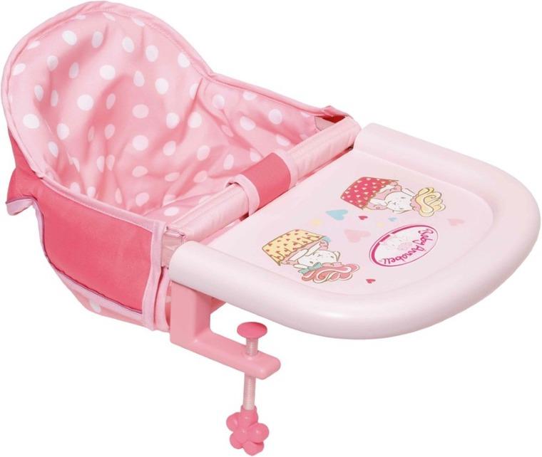 Baby Annabell, krzesło do karmienia lalek