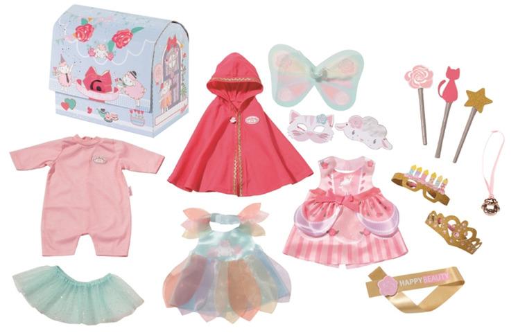 Baby Annabell, My Special Day, zestaw akcesoria i ubranka