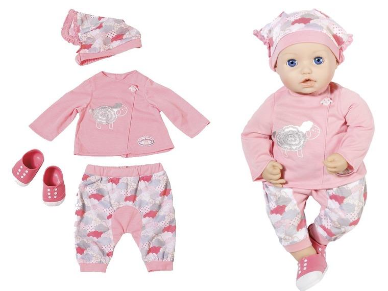 Baby Annabell, piżamka z owieczką dla lalek