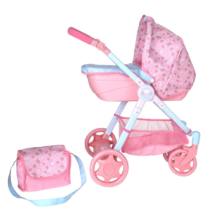Baby Annabell, wózek głęboki