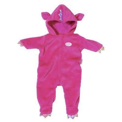 Baby Born, pajacyk smok, zestaw ubranek dla lalki