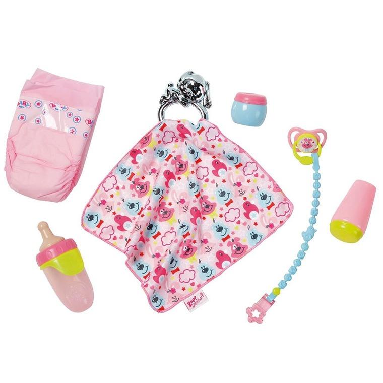 Baby Born, zestaw akcesoriów dla lalek