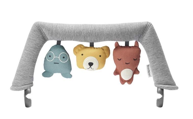 BabyBjörn, Soft Friends, zabawka do leżaczka Balance