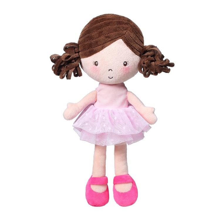 BabyOno, lalka Lena, maskotka, różowa