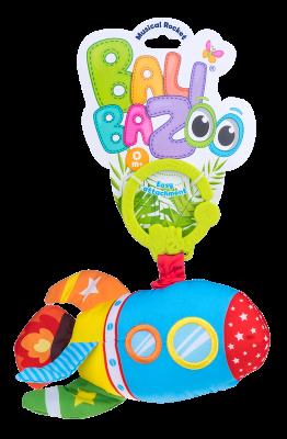 Balibazoo, rakieta, zawieszka z pozytywką