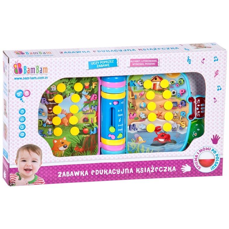 BamBam, Książeczka, zabawka edukacyjna