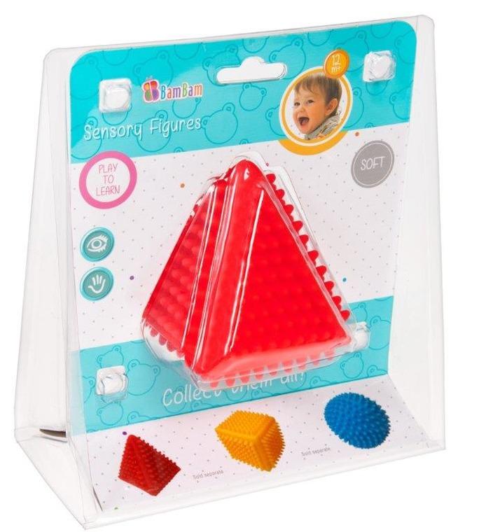 BamBam, trójkąt sensoryczny