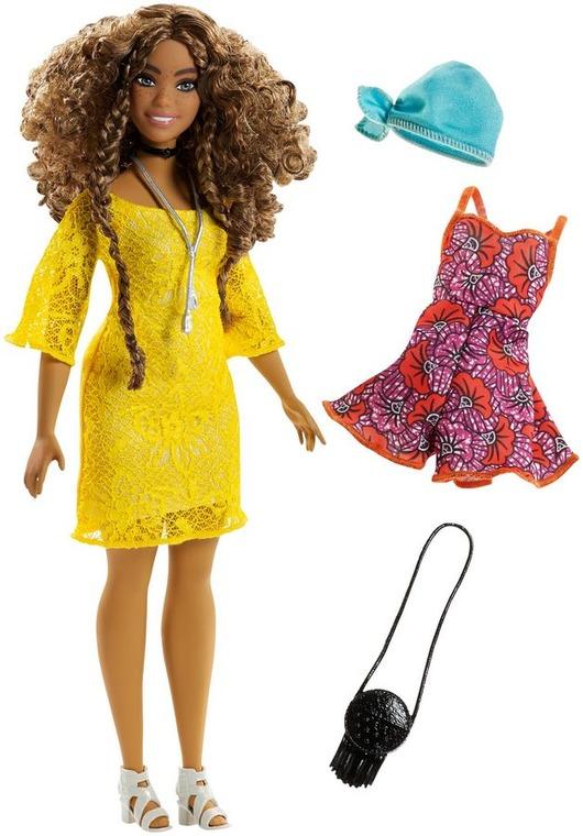 Barbie Fashionistas, Modne przyjaciółki, lalka #85