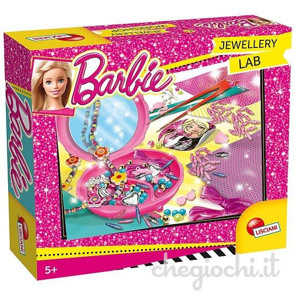 Barbie, Laboratorium biżuterii, zestaw kreatywny