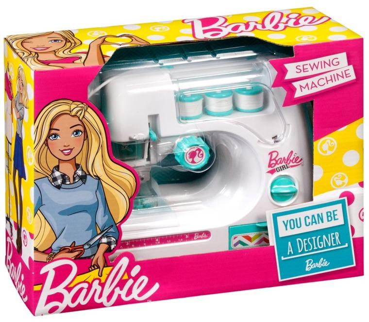 Barbie, maszyna do szycia