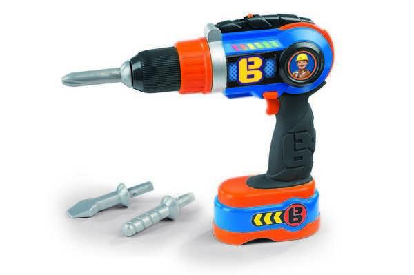 Bob Budowniczy, Elektroniczna wiertarko - wkrętarka