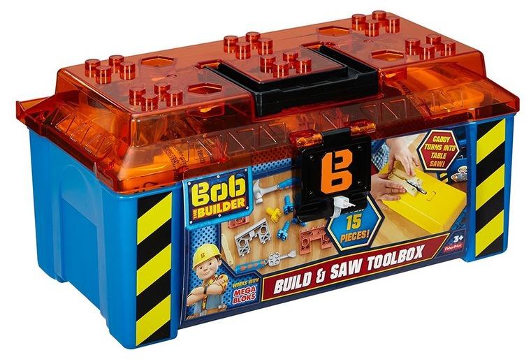 Bob Budowniczy, Skrzynka z narzędziami, zestaw