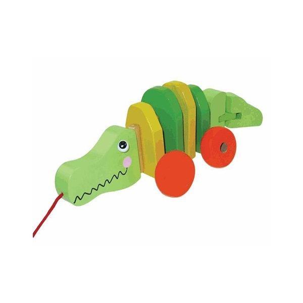 Brimarex, krokodyl do ciągnięcia