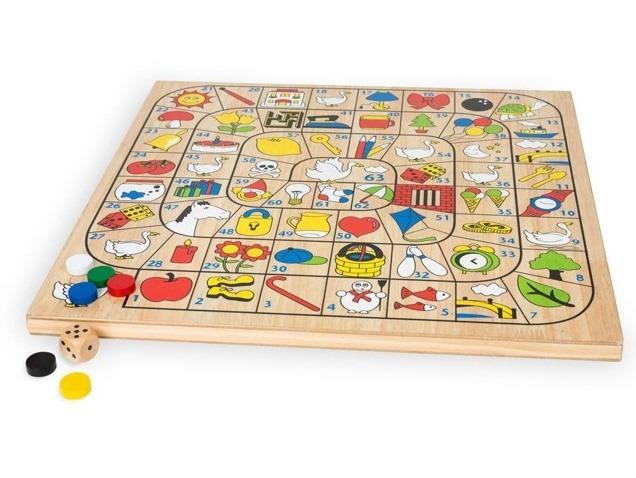 BS Toys, Gęś XL, gra edukacyjna