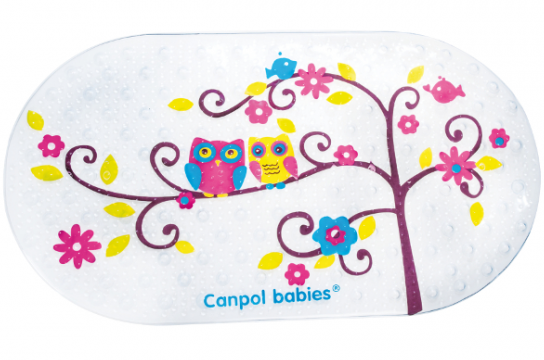Canpol Babies, Mata kąpielowa, sówki