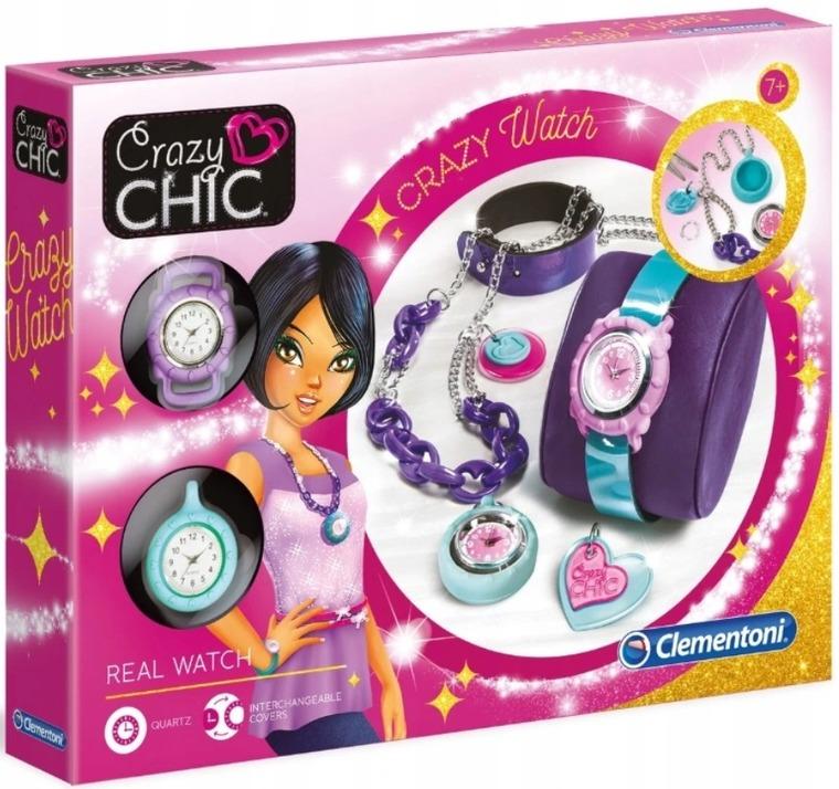 Clementoni, Crazy Chic, crazy zegarek