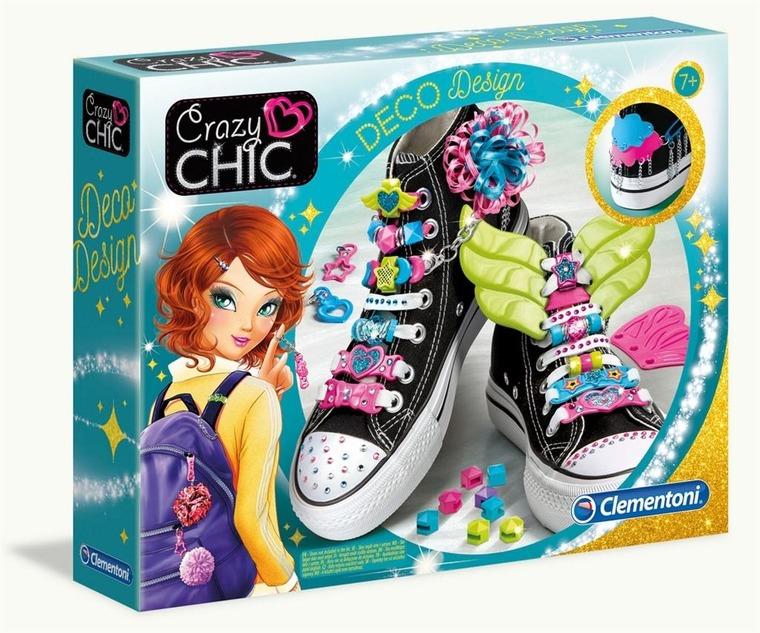 Clementoni, Crazy dekoracje, zabawka kreatywna
