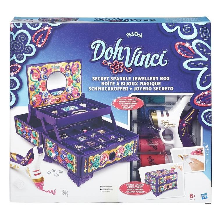 DohVinci, Magiczna szkatułka, zestaw kreatywny