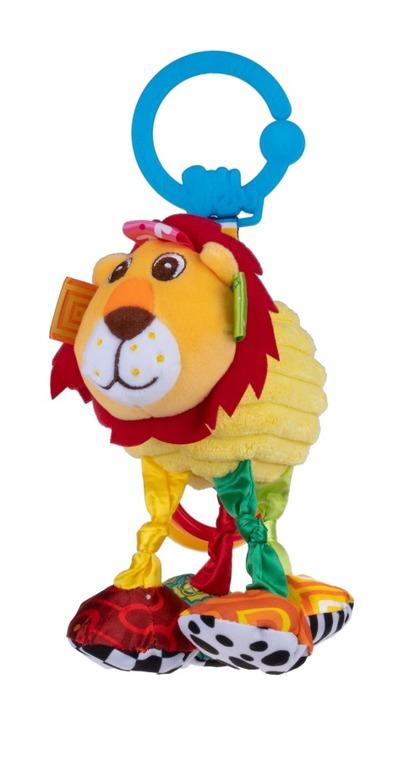 Balibazoo, lew Leon, zawieszka z wibracją