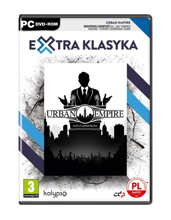 Ekstra Klasyka Urban Empires. PC