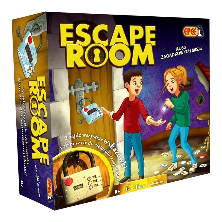 Epee, Escape Room, gra familijna