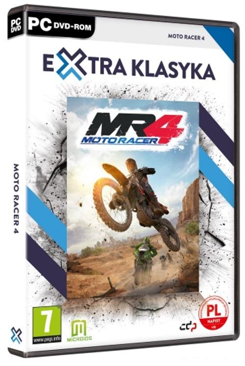 Extra Klasyka Moto Racer 4. PC