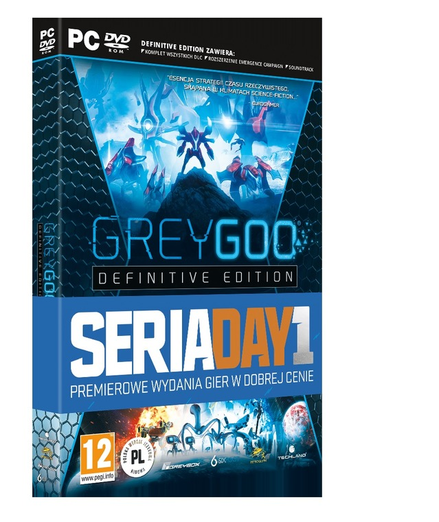 Grey Goo Definitive Edition. PC