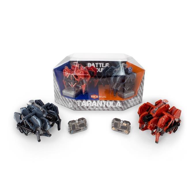 Hexbug, Laserowe starcie robotów, Tarantula, zestaw robotów, 2 szt.
