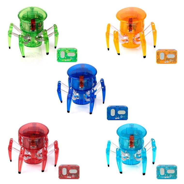 Hexbug, Mikroboty, pająk, robot