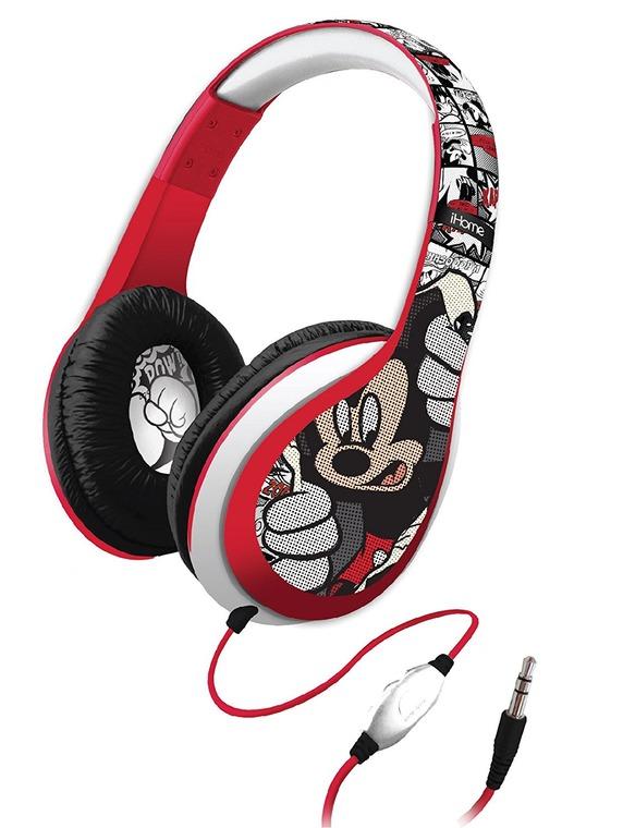 iHome, Myszka Miki, słuchawki z mikrofonem