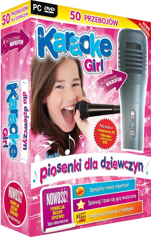 Karaoke Girl. Piosenki dla dziewczyn, PC