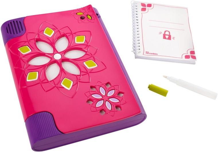 Mattel, Pamiętnik na hasło