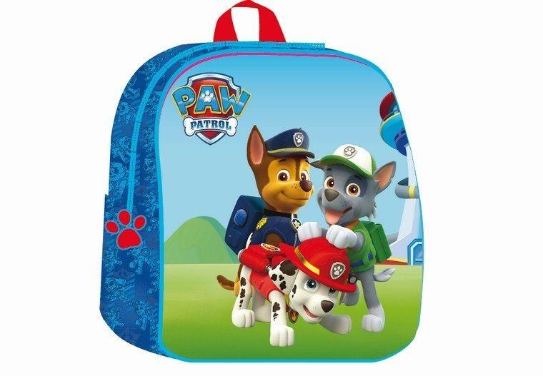 Psi Patrol Plecak Dla Przedszkolaka Smyk Com
