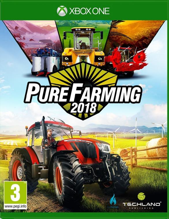 Pure Farming 2018 X1